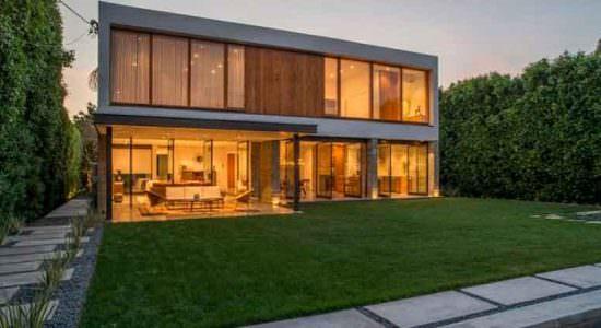 Модель Диана Крюгер продает дом в Лос-Анджелесе | фото, цена