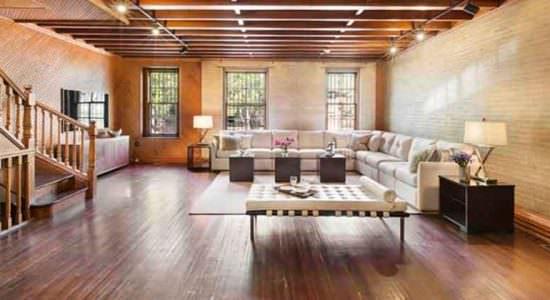 Крис Рок продает исторический дом в Бруклине | фото и цена