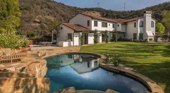 Лорен Конрад продала дом в средиземноморском стиле | фото