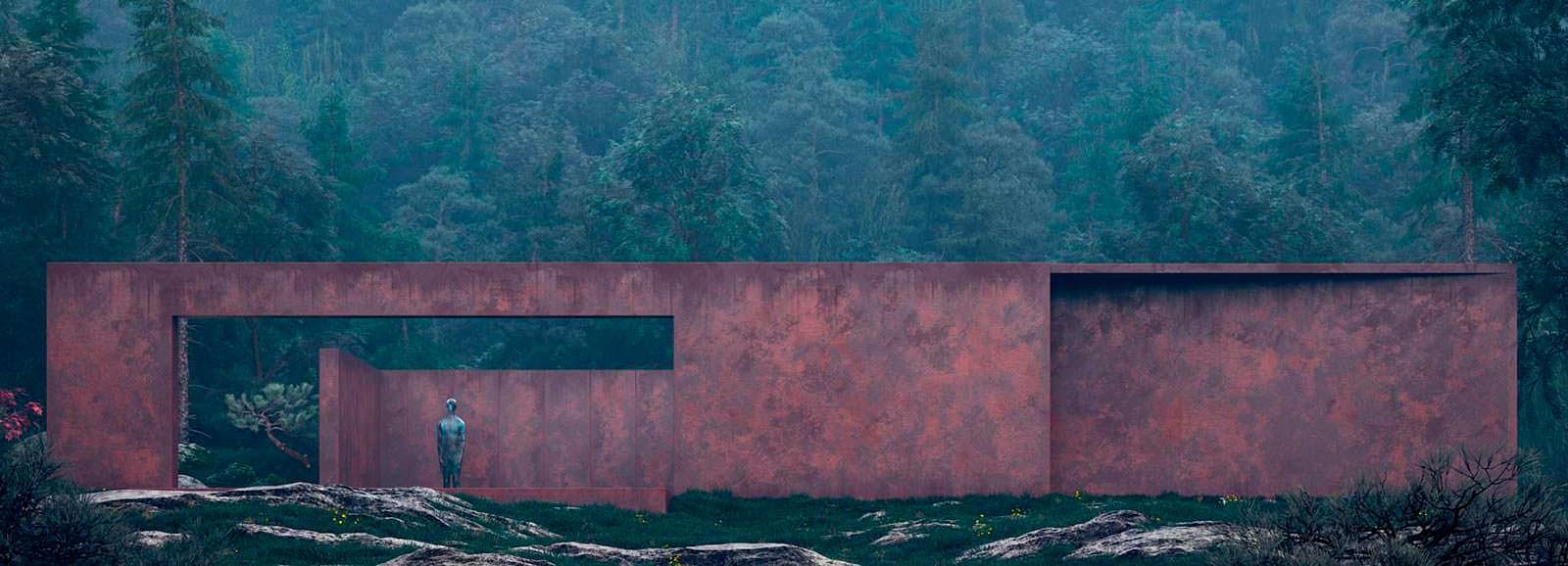 Фото | Дом в горах Украины. Архитектор Сергей Махно