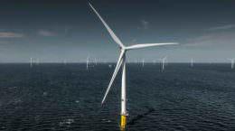 Burbo Bank: крупнейшая ветроэлектростанция в мире | видео