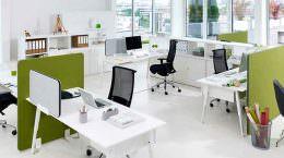 Юнитекс: офисные перегородки в Москве от производителя