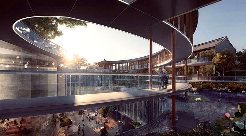 Китайский курорт Zhuhai Hengqin Tianhu Hotel Development