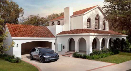 Илон Маск запускает солнечные крыши Tesla. Известны цены