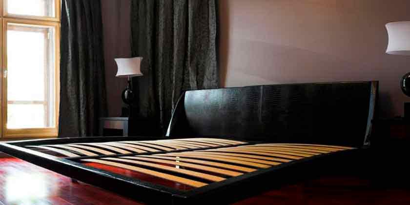 Виды оснований кровати. Какие существуют, что лучше?