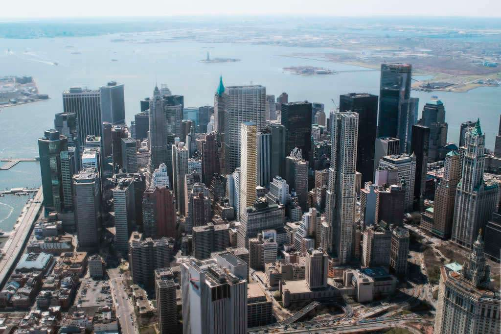 Башня Wall Street Tower на Манхэттене от Adjaye Associates