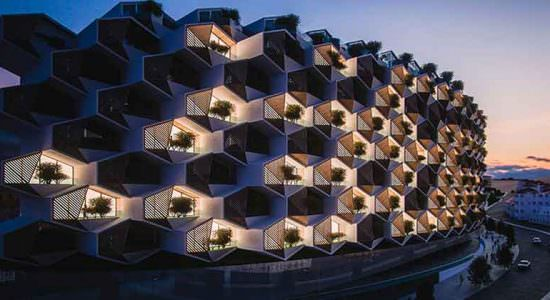Eray Carbajo построит урбанистический ЖК в Стамбуле | фото