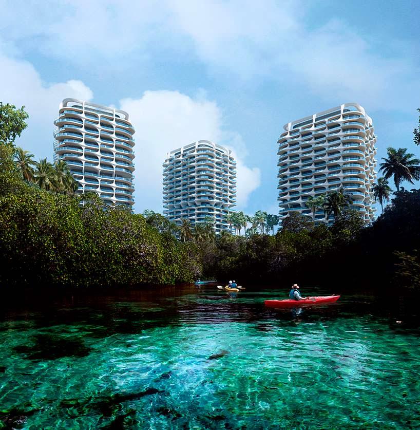 Элитный ЖК Alai в Мексике от Zaha Hadid Architects