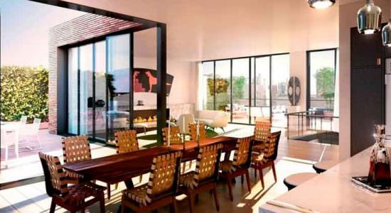 Джастин Тимберлейк купил пентхаус в Нью-Йорке | фото и цена