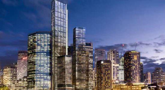 Норман Фостер построит небоскреб в гавани Сиднея | фото