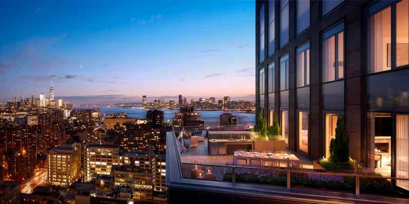 Davis Brody Bond построит на Манхэттене 33-этажный небоскреб