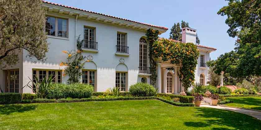 Анджелина Джоли купила новый дом в Лос-Фелис | фото, цена