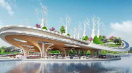 Винсент Каллебо построит паромный терминал в Сеуле | фото