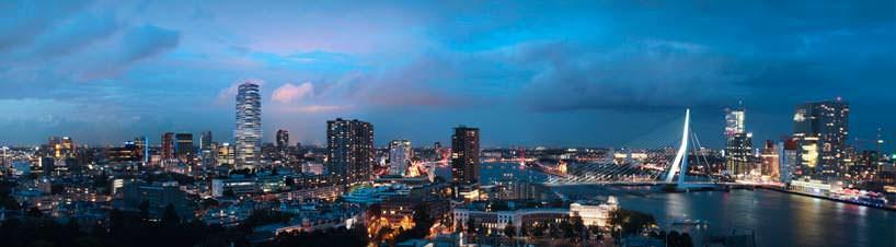 Фото | 50-этажная башня Cooltoren в Нидерландах