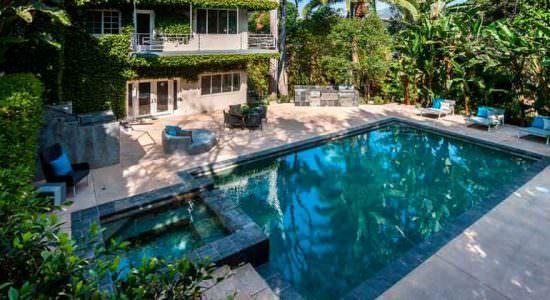 Джаред Лето продал дом с бассейном в Голливуде | фото, цена