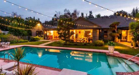 Актриса Кейт Уолш продает элегантный дом в Энсино | фото, цена