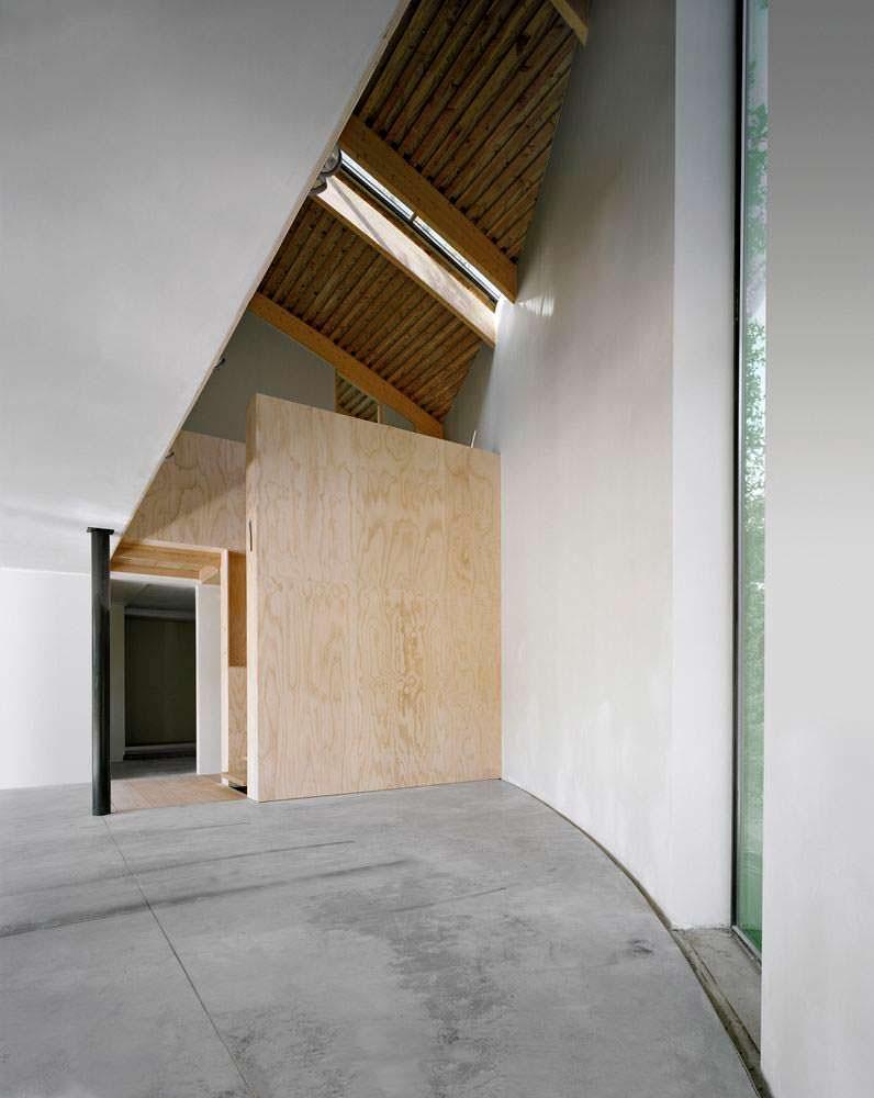 Интерьер эко-дома в Брюсселе от SAMYN and PARTNERS