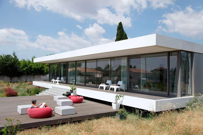 Загородый дом на юге Франции недалеко от Средиземного моря