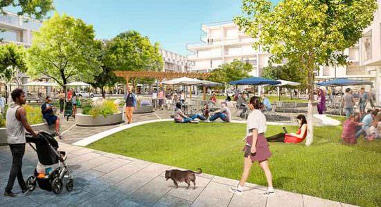 OMA построит кампус Facebook в Силиконовой Долине | фото