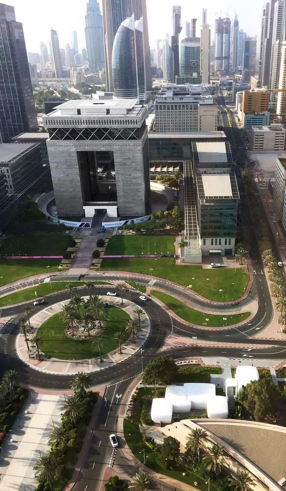 Офис будущего в застройке Дубая. Проект студии Killa Design