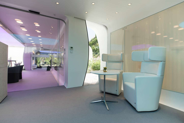 Интерьер офиса будущего от Killa Design