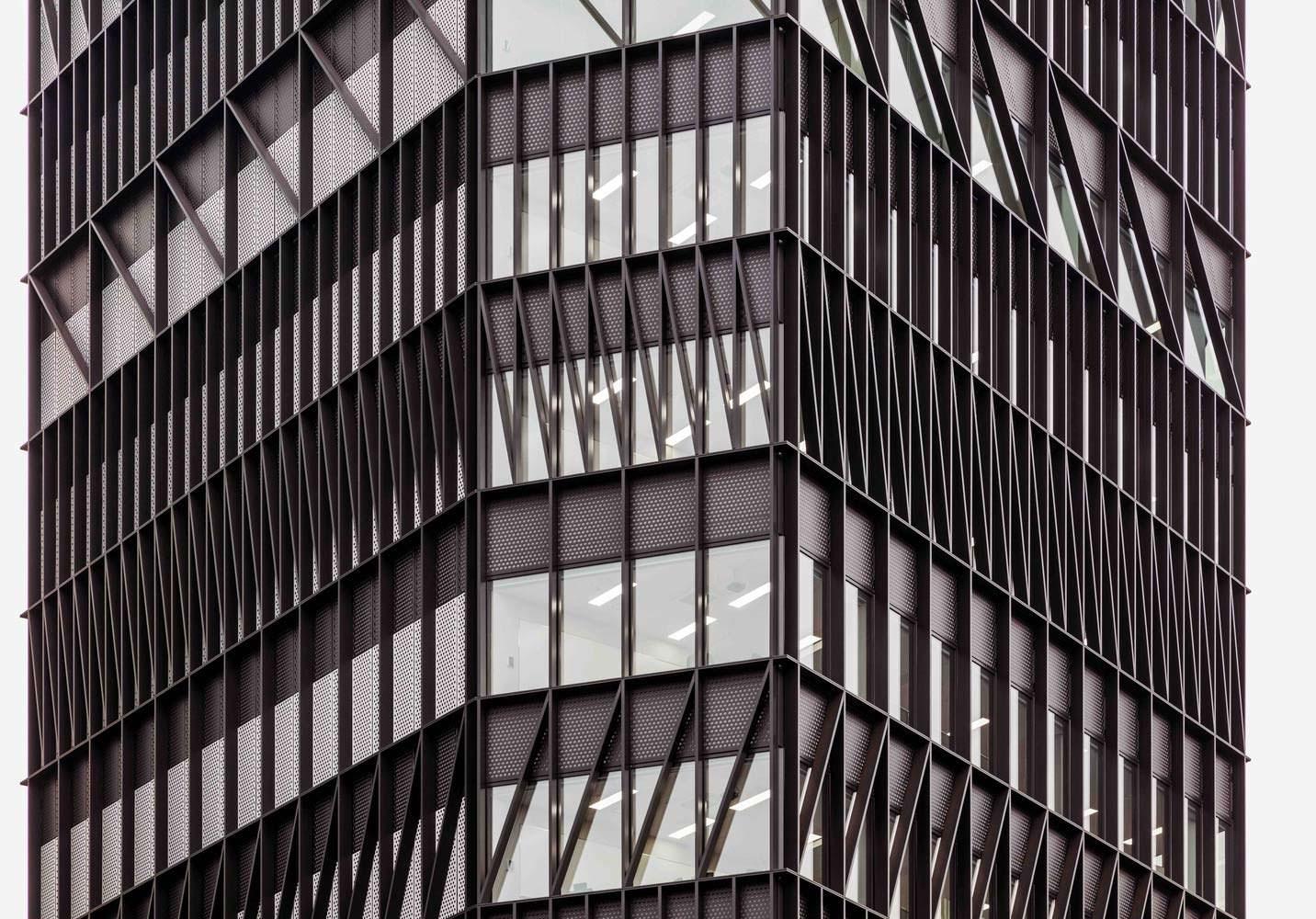 Новая башня в Сеуле. Архитектурное бюро Mecanoo