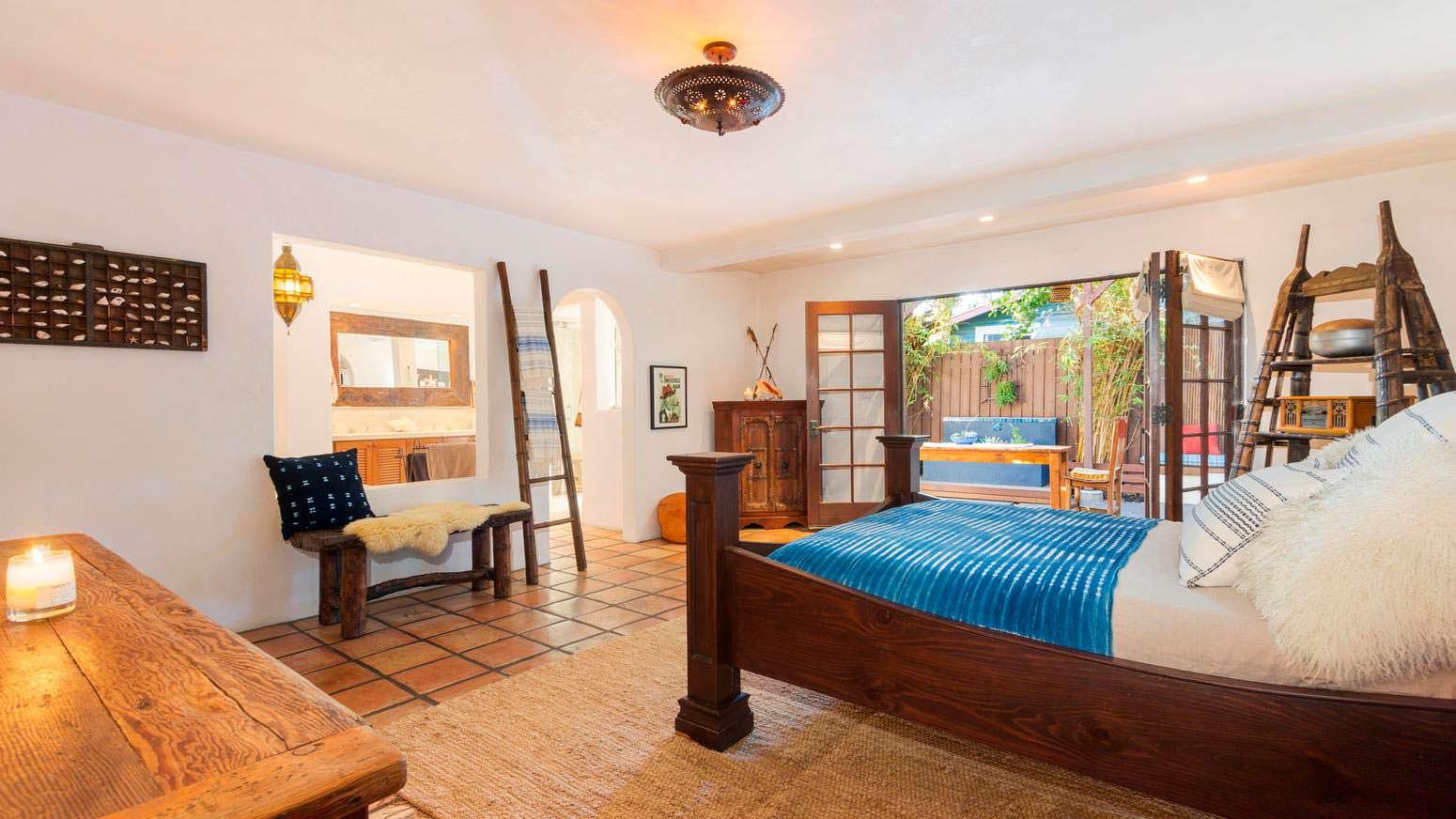 Марокканская спальня