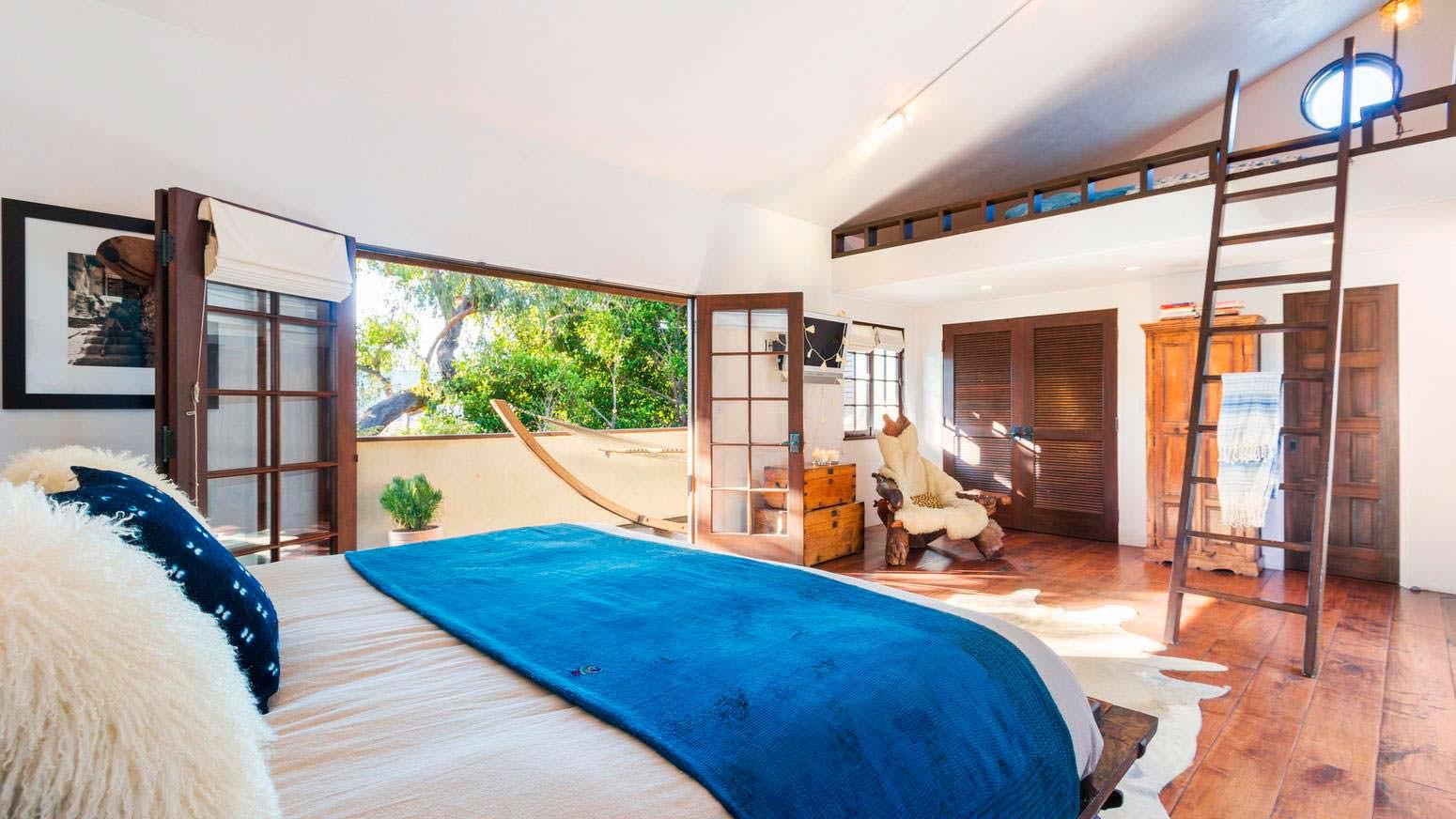 Дизайн спальни в марокканском стиле