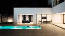 Дом в стиле hi-tech в Одессе от M3 Architects | фото