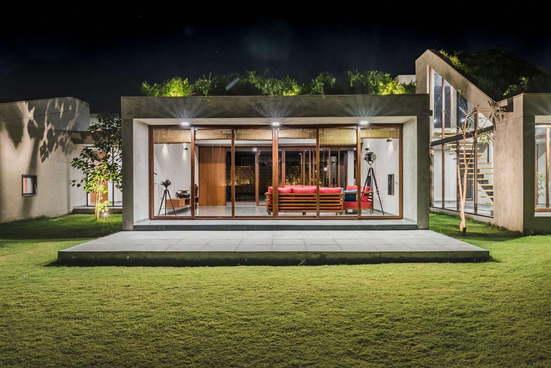 Дом выходного дня в Индии Outhouse. Проект Misa Architects