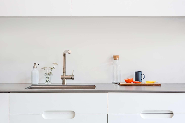 Фото | Кухня в стиле минимализм