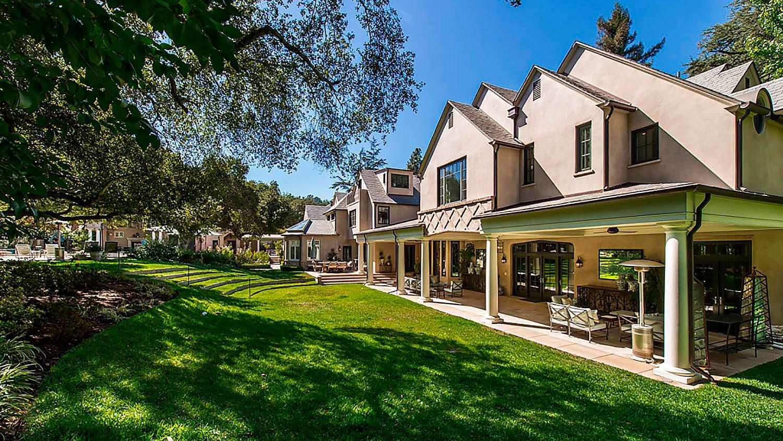 Новый дом Брента Каллиникоса в Калифорнии