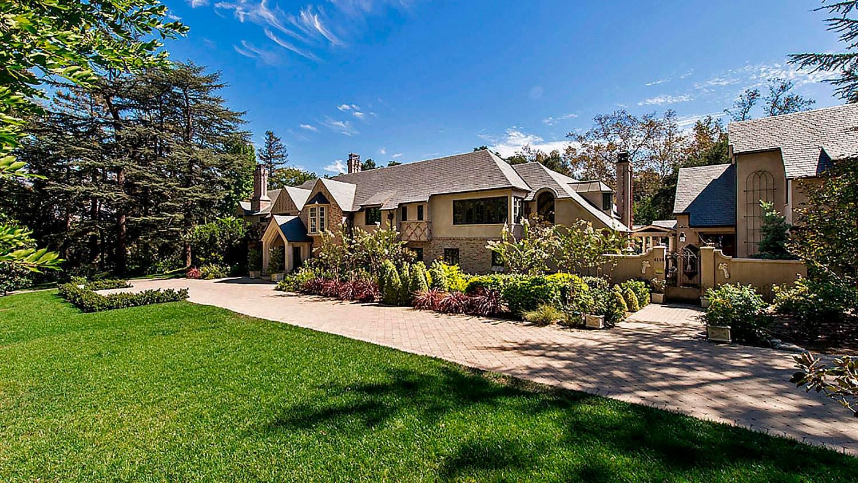 Самый дорогой дом города Ла-Каньяда-Флинтридж в Калифорнии