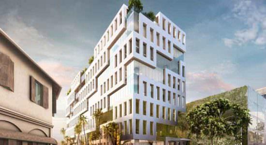 MVRDV показал новый офисный комплекс для Шри-Ланки | фото
