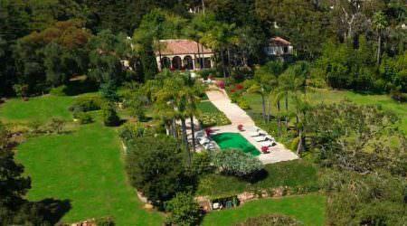 Дом актрисы Джины Дэвис в Монтесито продается   фото и цена