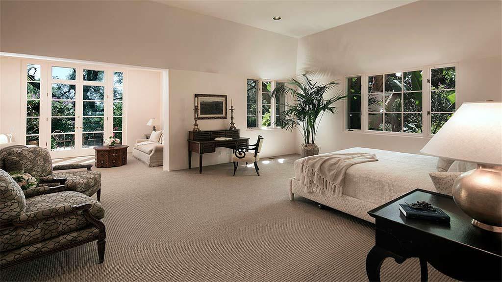 Элитная спальня с собственной гостиной