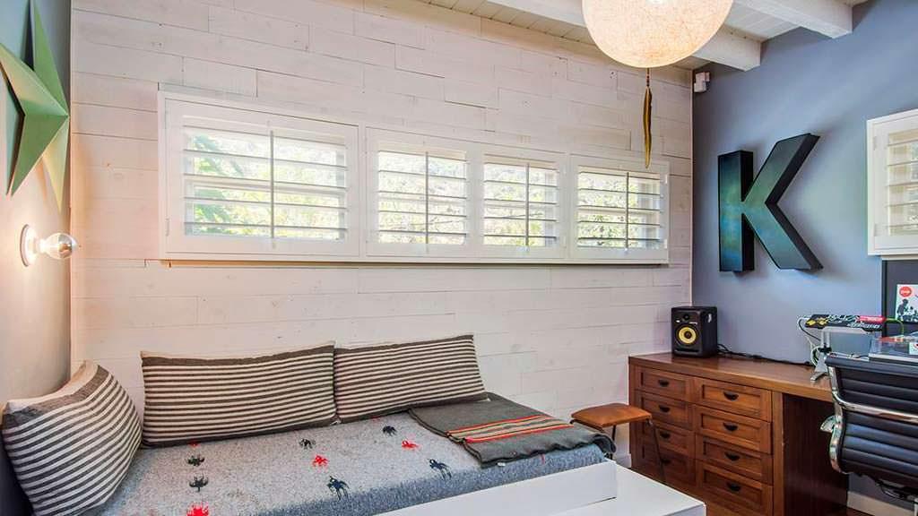 Домашний кабинет в доме актрисы Кэтрин Мённинг