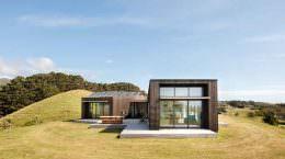 Дом в Новой Зеландии рядом с пляжем Пика Пика | фото