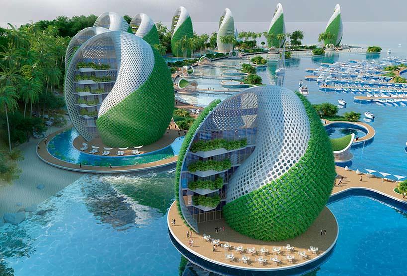 Экологический курорт Nautilus Eco-Resort для Филиппин