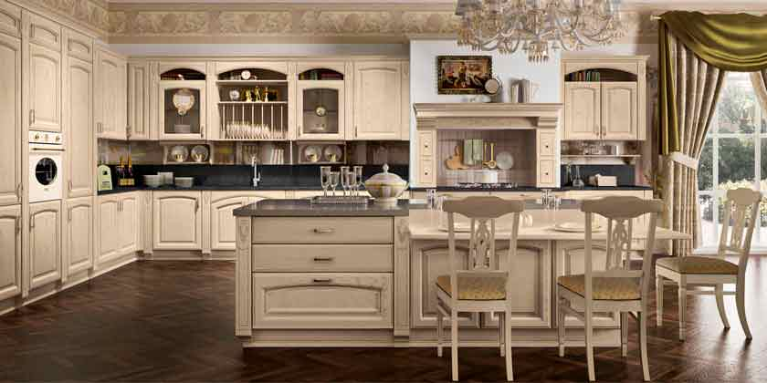 Кухни Премьер: кухни на заказ в Москве от производителя