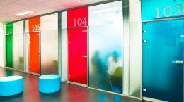 Атэри: офисные двери на заказ от производителя