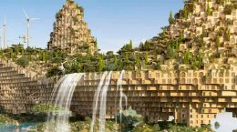 Винсент Каллебо предложил построить многоэтажки-мосты в Ираке