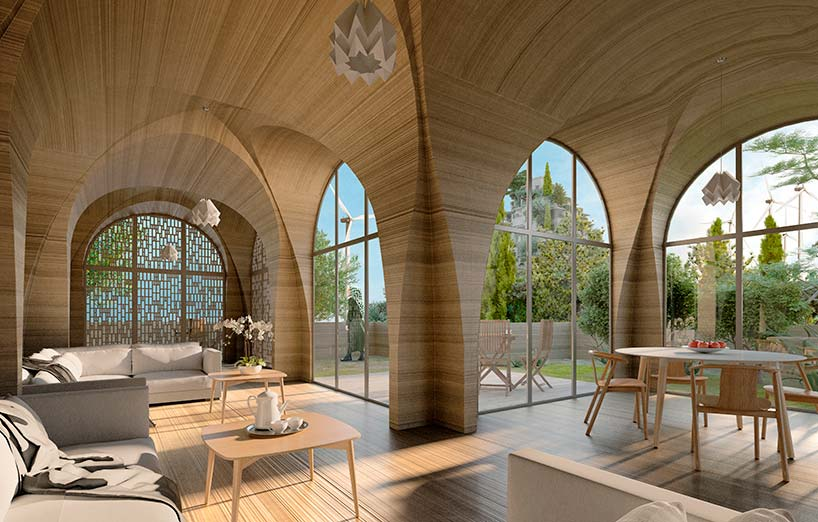 Модульное жилье для Ирака от Винсента Каллебо