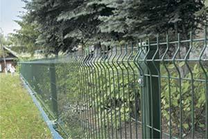 3D-забор