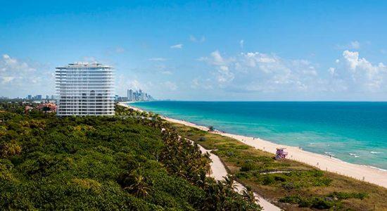 Ренцо Пиано построит элитный ЖК на берегу океана в Майами