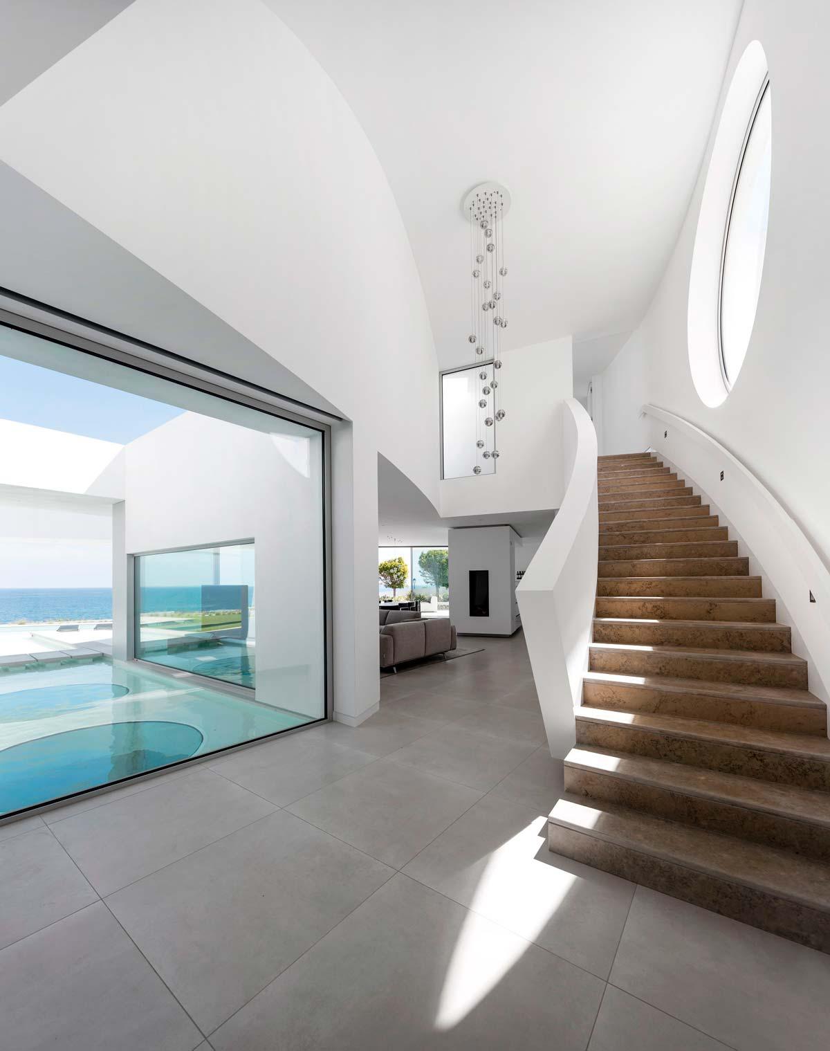 Дизайн интерьера виллы в Португалии