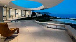 Вилла на берегу океана в Португалии от Mario Martins Atelier