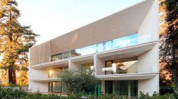 Большой трехэтажный дом в Больцано от студии JMA | фото