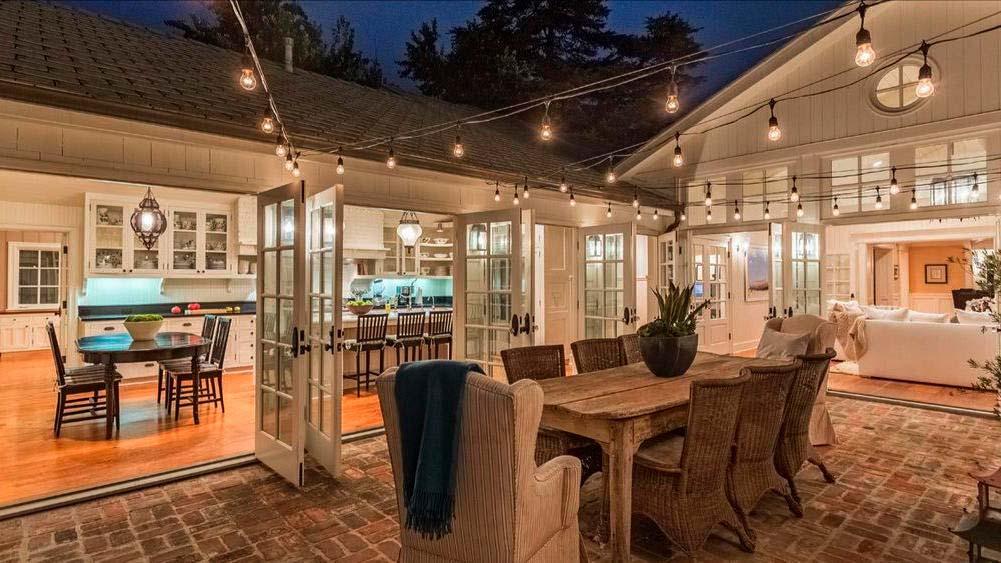 Дом 1946 года постройки актера Майкла Чиклиса в Лос-Анджелесе