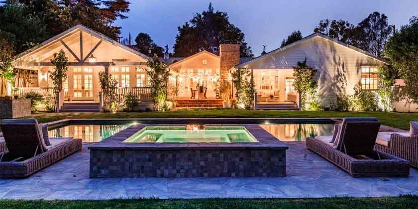 Актер Майкл Чиклис продает дом в Шерман-Окс | фото и цена